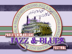 Paulie's New Orleans Jazz N' Blues Festival